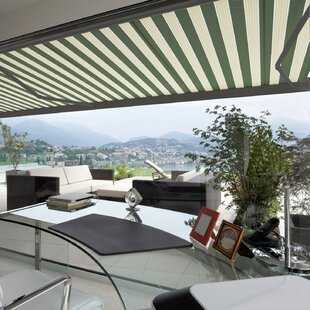 Luxury Series Retractable Patio Awning