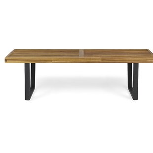 Cinna Modern Picnic Bench by Union Rustic Comparison