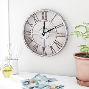 Large Wall Clocks You'll Love in 2019 | Wayfair