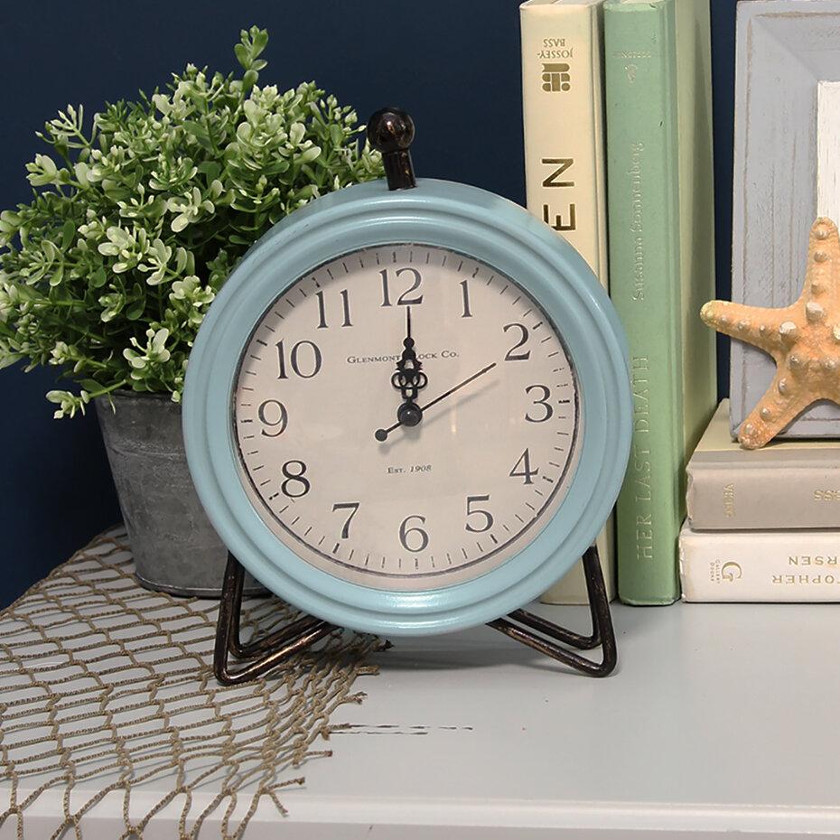 August Grove Tabletop Clock Reviews Wayfair