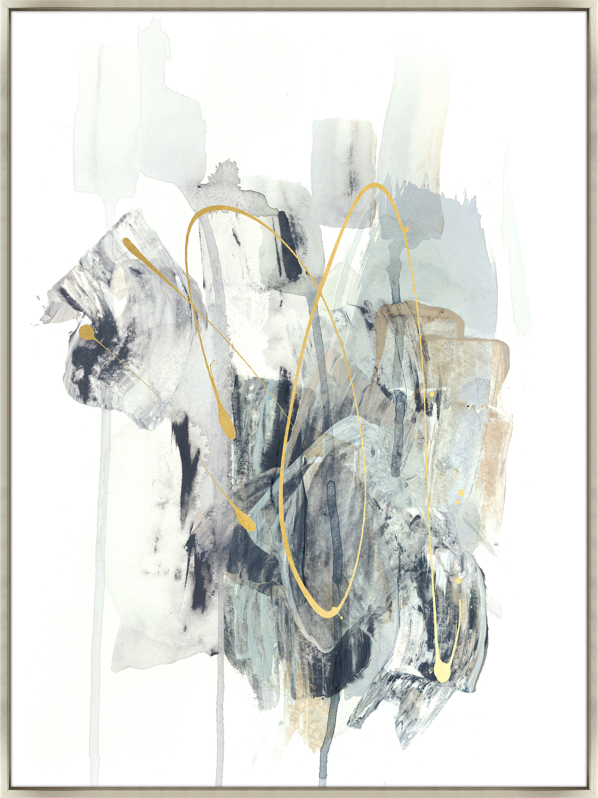 Chelsea Art Studio Lost Conflict Ii By Emma Mccartney Painting Print On Canvas Perigold