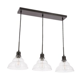 Vanda 3-Light Kitchen Island Pendant