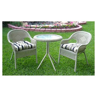 White Resin Patio Furniture Wayfair