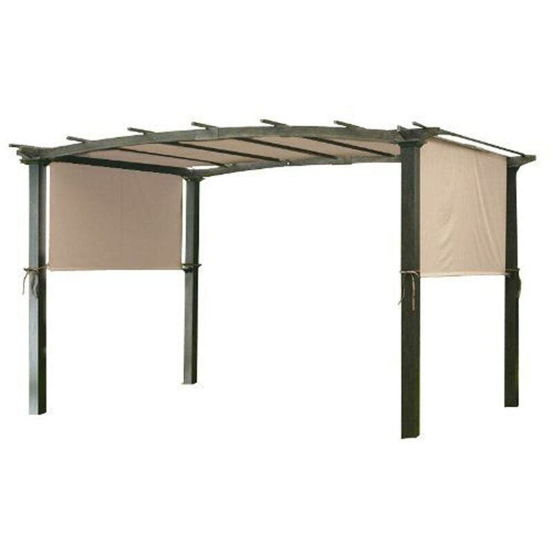 Universal Pergola Frames Replacement Canopy