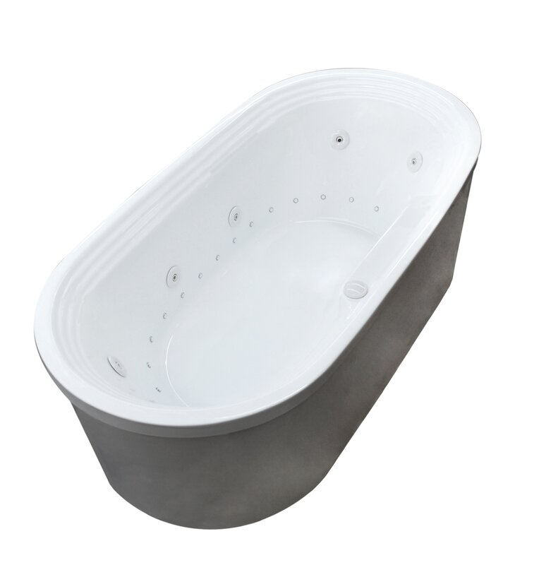 10 Best Whirlpool Tubs Reviews 2020 (Air Jetted Whirlpool