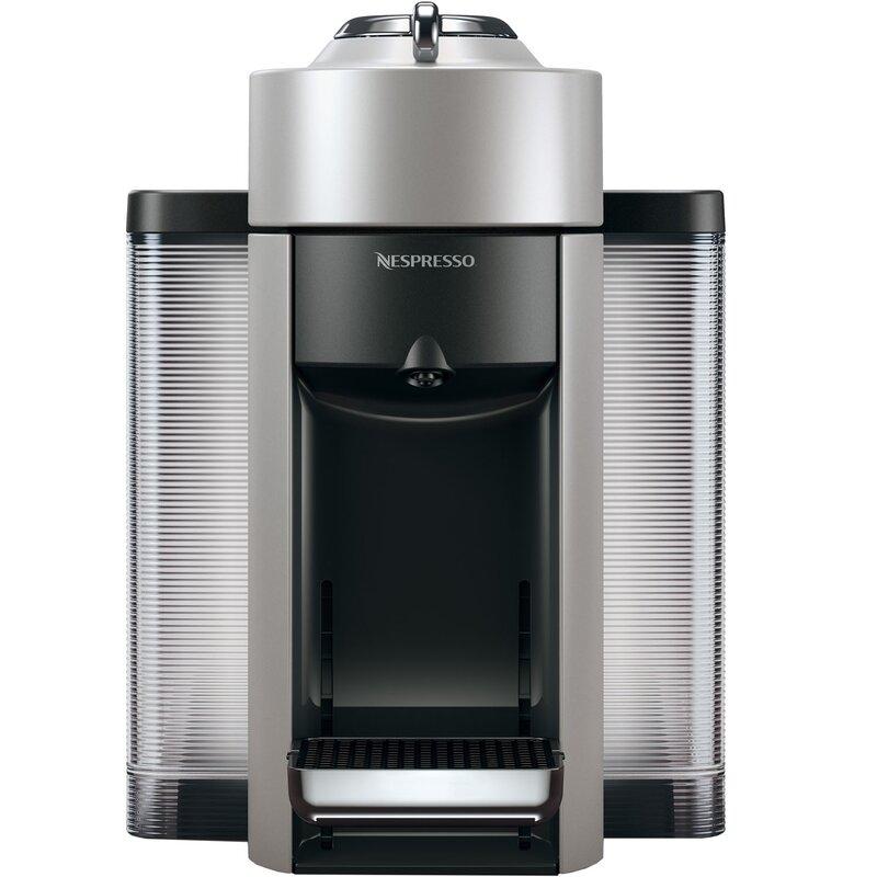 Delonghi Nespresso Vertuo Coffee And Espresso Single Serve Automatic