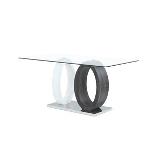 Poirier Oval Base Dining Table