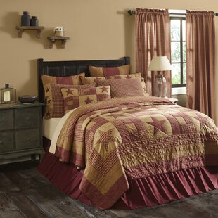 Louisa Star Coverlet