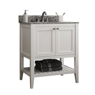 Vanguard 24 Single Bathroom Vanity Base Only Cnc Cabinetry