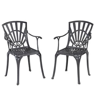 Frontenac Patio Dining Chair (Set of 2)