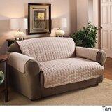 Box Cushion Sofa Slipcover by Red Barrel Studio®