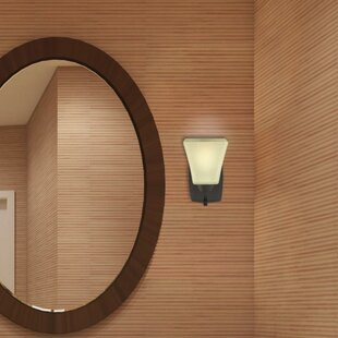 Midori 1-Light Bath Sconce By Westinghouse Lighting Wall Lights