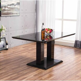 Ransberg High Gloss Dining Table