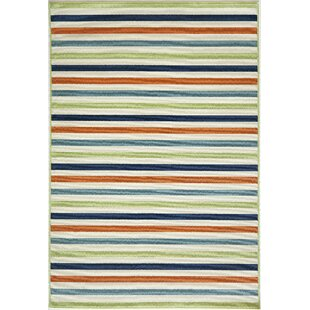 Craine Green/Red Indoor/Outdoor Area Rug