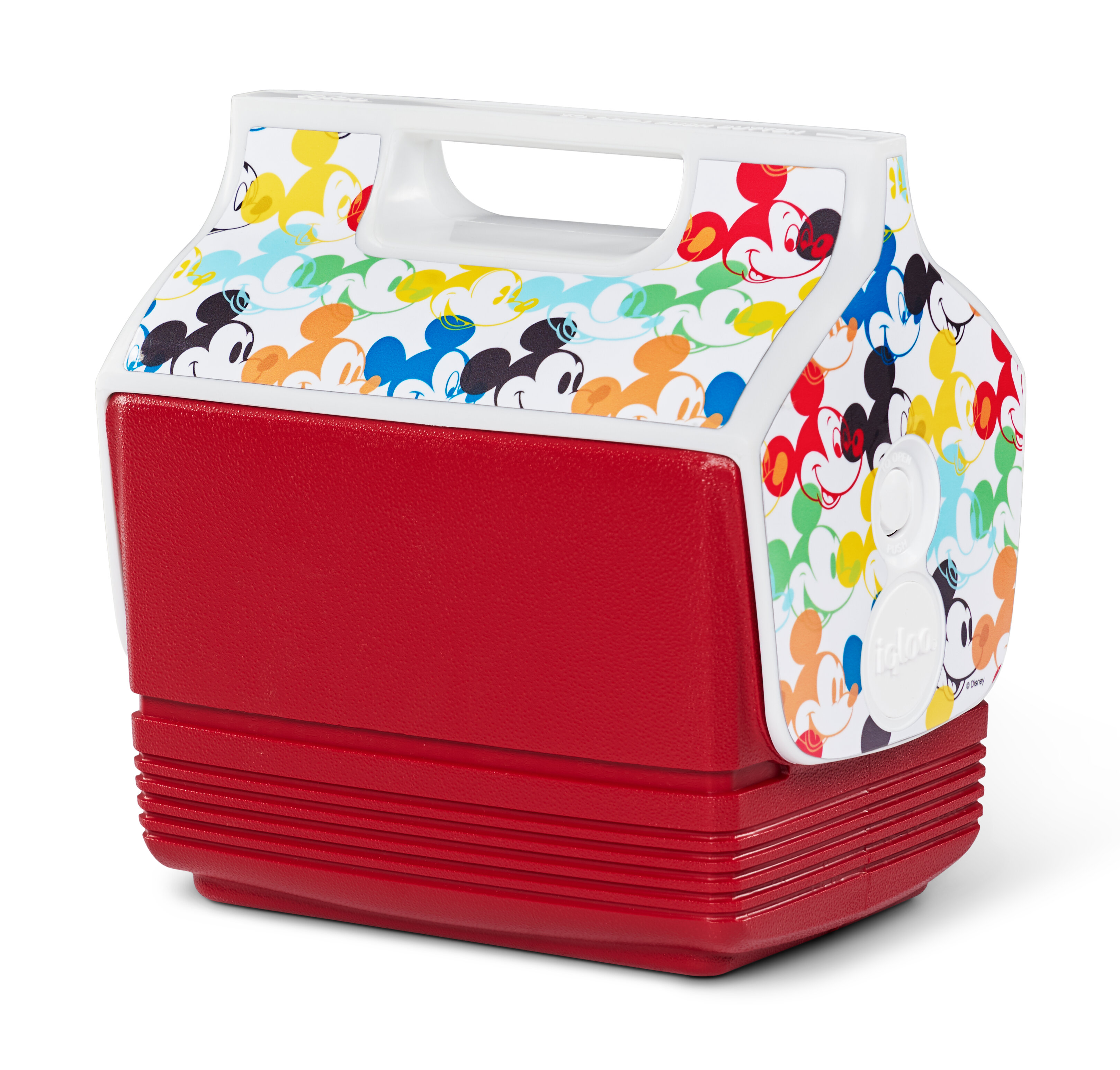 Igloo 4 Qt Igloo Mickey Mouse Playmate Mini Special Edition Multicolor Cooler Reviews Wayfair