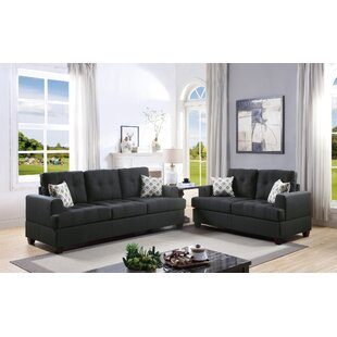 Affordable Price Sedillo 2 Piece Living Room Set by Red Barrel Studio Reviews (2019) & Buyer's Guide