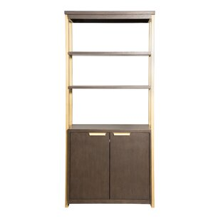 Reviews Miracle Library Standard Bookcase By Brayden Studio