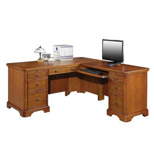 Deals Chester L-Shape Computer Desk ByAlcott Hill