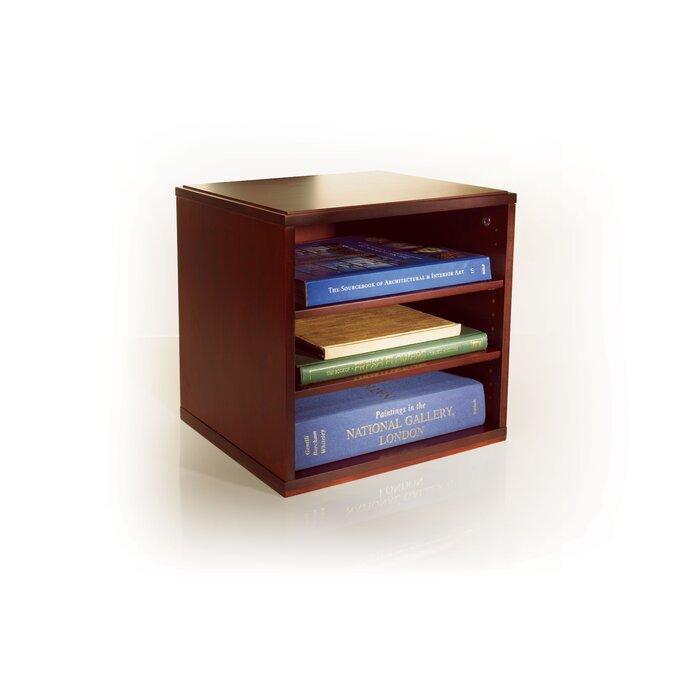 desk cardboard large shelf organizer id
