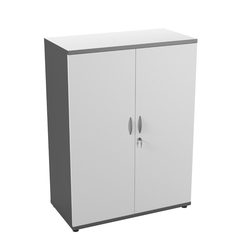 Bourassa 2 Door Storage Cabinet  sc 1 st  Joss u0026 Main & Bourassa 2 Door Storage Cabinet | Joss u0026 Main