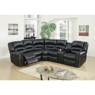 Eisenman 3 Piece Reclining Sectional Set by Red Barrel Studio