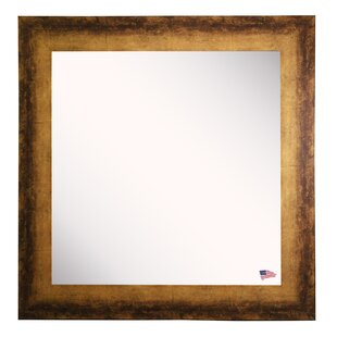 Darby Home Co Square Wall Mirror (Set of 3)