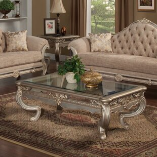 Comparison Oak Hill Coffee Table by Astoria Grand Reviews (2019) & Buyer's Guide
