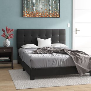 Check Prices Serafina Upholstered Platform Bed by Andover Mills Reviews (2019) & Buyer's Guide