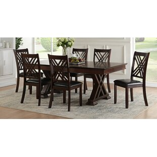 Ewalt 7 Piece Dining Set