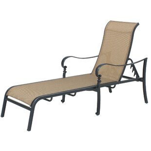 Curacao Reclining Chaise Lounge (Set of 2) by Sol 72 Outdoor