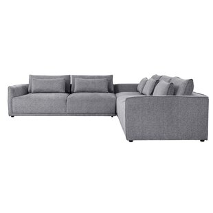 Hemsworth Charleston Reversible Modular Sectional