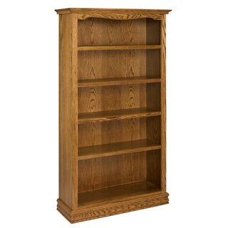 Americana Standard Bookcase by A&E Wood Designs SKU:AA206318 Information
