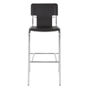 Mikolas 30 Bar Stool (Set of 2) Orren Ellis