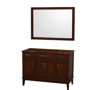 Hatton 47 Single Bathroom Vanity Base by Wyndham Collection