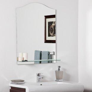 Abigail Modern Wall Mirror by Decor Wonderland