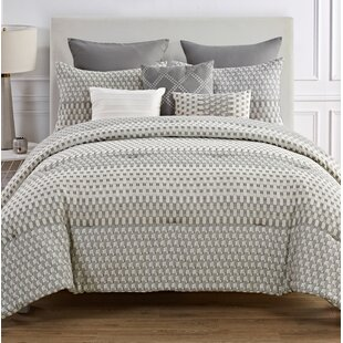 Stinnett 8 Piece Comforter Set