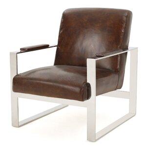 Oconner Indoor Armchair by Orren Ellis