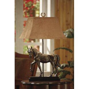 Horse Creek 31 Buffet Lamp