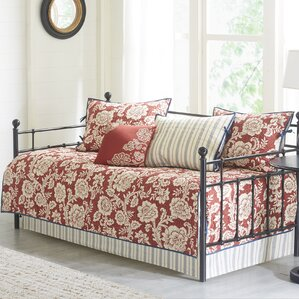 cerna cotton 6 piece reversible daybed set