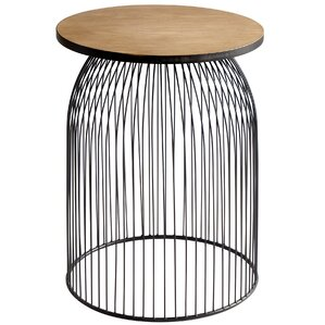 Bird Cage End Table by Cyan Design