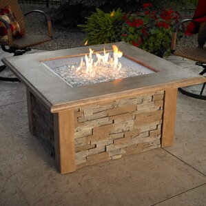 Perfect Sierra Gas Firepit Table