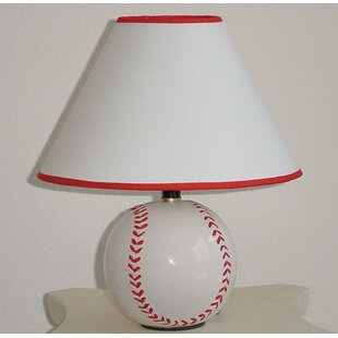 Hasse Baseball Inspired 15 Table Lamp (Set of 8)