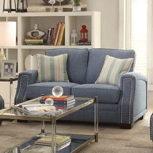 Great Price Alonso Loveseat by Alcott Hill Reviews (2019) & Buyer's Guide