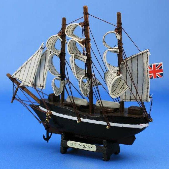 Breakwater Bay Fruitland Model Ship Wayfair
