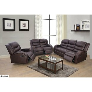Reviews Amare 3 Piece Reclining Living Room Set by Red Barrel Studio Reviews (2019) & Buyer's Guide