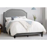 Mcgowan Upholstered Standard Bed by Red Barrel Studio®