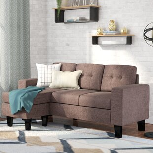 Briley Reversible Sectional By Mercury Row