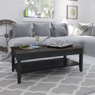 Geremia Coffee Table by Millwood Pines