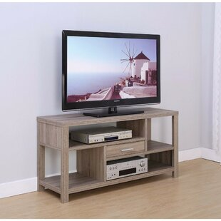 Dollinger Zig Zag Storage Prepossessing TV Stand for TVs up to 48