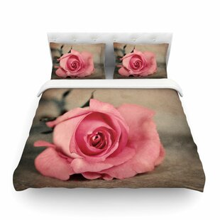 A Touch of Romance by Agnes Schugard Featherweight Duvet Cover